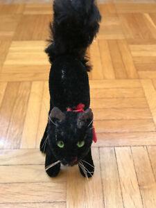 Steiff Katze schwarz