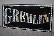 RETRO 1970'S PRISM GREMLIN METAL LICENSE PLATE AMC 70'S STREET FREAK DAY 2 SPEED