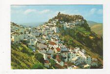 Costa Del Sol Casares Vista General Spain Postcard 435a