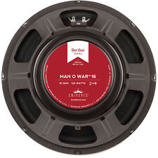"Eminence Red Coat Man O War 12"" Guitar Speaker 16 Ohm"