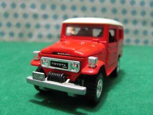 Vintage  -  TOYOTA LAND CRUISER 4WD  -  1/43 Dandy Tomica n°013