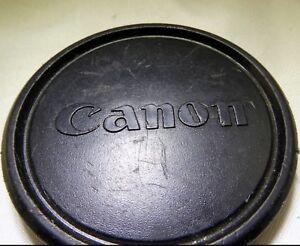 Canon 50mm ID Plastic Slip on type Lens Cap for 48mm rim Worldwide
