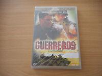DVD  GUERREROS un film de Daniel CALPARSORO - zone 2