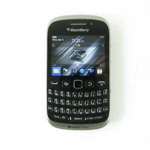 BlackBerry Curve 9310 - Black (Boost Mobile) Smartphone