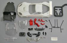 NSR 1389 Corvette C6R body kit, white, unpainted