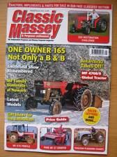 Classic Massey & Ferguson Enthusiast January February 2015 165 35X MF37 MF 675