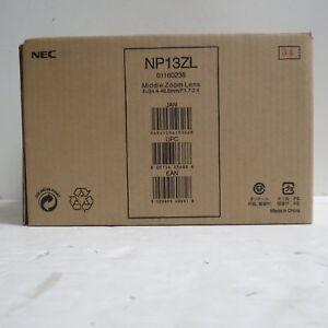 *NEC NP13ZL Zoom Lens
