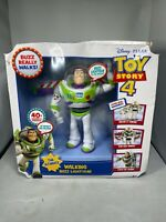 DISNEY PIXAR TOY STORY 4 THE ULTIMATE WALKING BUZZ LIGHTYEAR ACTION FIGURE NEW!