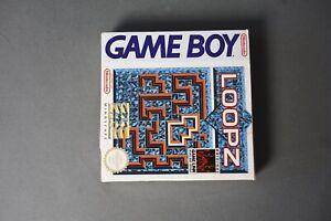 Game Boy Loopz Nintendo in OVP + Bedienungsanleitung 1.02Z