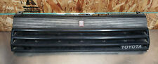 84-85 Toyota Celica GT GTS Front Grille Grill OEM BLACK FACTORY COUPE CONVERT