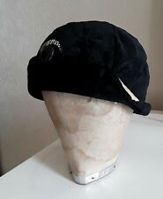 vintage 1920s 1930s cloche hat original velvet flapper true vintage hat antique