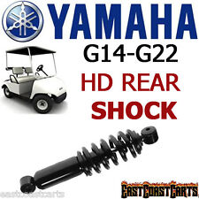 Yamaha G14-G22 Golf Cart HEAVY DUTY REAR Coil Shock Absorber JJ3-F2210