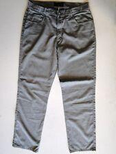 Pierre Cardin Jeans Hose Tuchhose Grau Uni W36 L34