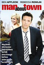 Man About Town (DVD, 2006) Ben Affleck NEW