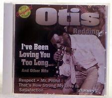 I've Been Loving You Too Long & Other Hits by Otis Redding (CD, Jun-1997)