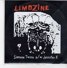 (DC755) Limozine, Siamese Twins / Jennifer X - 2010 DJ CD