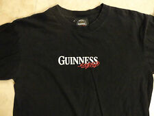 BLACK GUINNESS BEER DRINKING PARTY  T SHIRT ADULT M NICE FREE US SHIPPING
