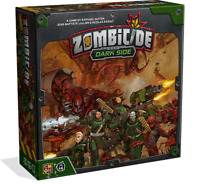 IN HAND - Zombicide Invader DARK SIDE EXPANSION Kickstarter Exclusive - CMON
