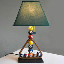 Fashion Billiard Ball Table Lamp Desk Light Reading lamp Bedroom Lighting
