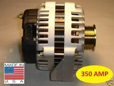 350 AMP Chevy Alternator Avalanche Silverado Suburban Tahoe C3500HD HIGH