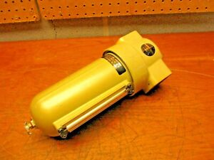 Norgren Pneumatic Oil Removal Filter F46-801-A0DG  250psig