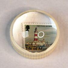 Briefmarkenlupe Lupe Ø 66 mm Made In Gemany Briefmarken Techniker Uhrmacher uvm