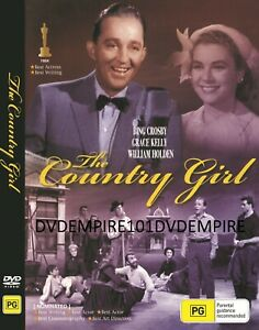 The Country Girl DVD Grace Kelly Brand New and Sealed Australian Release