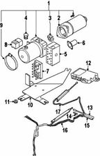 Audi 8H0-959-755-A   ELEC MOTOR   #2 On Picture