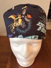 Transformers Men's Surgical Scrub Hat - Skull Cap