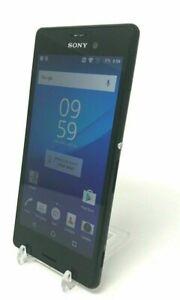 Sony Xperia M4 Aqua- 16GB- Black ( Canadian Carrier ) Dual E2333