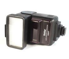 Vivitar 636AF TTL Auto Focus dedicado Iluminador Flash para Nikon 2020/F501