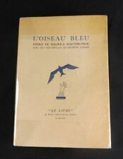 L'Oiseau bleu. féérie.