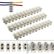 3 Stück Lüsterklemmen Lüsterklemme Verbindungsklemme Klemme Lampe Listerklemme