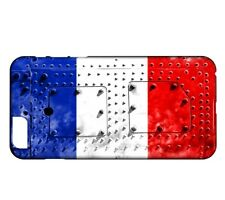 Coque iPhone 8 Drapeau FRANCE 06
