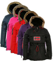 Giubbotto Geographical Norway Bronson Lady donna Jacket Woman Giacca Impermeabil