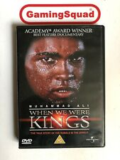 When We Were Kings DVD, Supplied by Gaming Squad