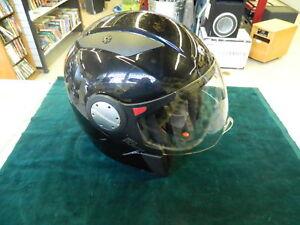 Can-Am BRP ST-1 Hybrid Helmet Black Genuine DOT Sz Small Polycarbonate Composite