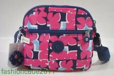 New With Tag Kipling KEEFE Travel Small Crossbody Bag HB6468 901- Keep It Honest
