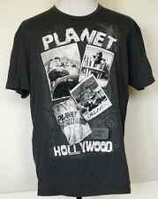 Planet Hollywood Orlando FL Gray Souvenir S/S T-Shirt XL
