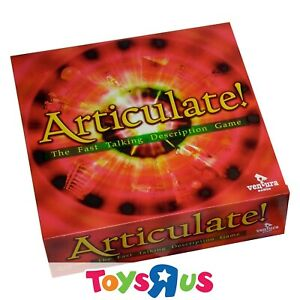 Articulate - The Fast Talking Description Game
