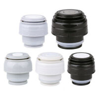 4.5/5.2cm Bottle Gel Cover Mug Stopper Thermal Cup Lid for Bullet Flask Outdoor