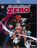 FAMILIAR OF ZERO: SEASON 1 - BLU RAY - Region A - Sealed