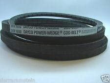 "Dayco 5VX1600 Power Wedge Cog V-Belt Chek-Mate .625""x 160"" Mower Deck b80"