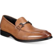 Alfani Men's Chandler Moc-Toe TAN Loafers 8.5