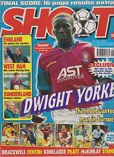 Può sparare 4th 1996 EURO 96 CONTO ALLA ROVESCIA N. 11 Italia West Ham Sunderland Blackburn