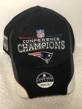 9d4b7fcd7e0 SUPERBOWL XLll NEW ENGLAND PATRIOTS FOOTBALL NFL 2007 CONFERENCE CHAMPIONS  HAT