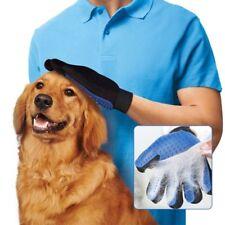 Guanto elimina peli per cani e gatti true touch spazzola cardatore PET-01