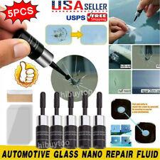 5PCS Automotive Glass Nano Repair Fluid - 2020 ORIGINAL HOT SALE !