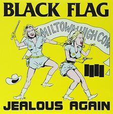 BLACK FLAG - JEALOUS AGAIN  VINYL LP SINGLE NEU
