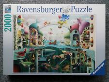 Ravensburger Puzzle 2000 Teile Wenn Fische laufen könnten Art.-Nr. 16823
